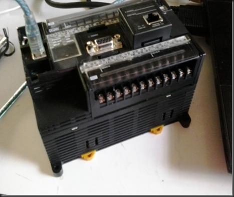 CP1H-X40DT-D