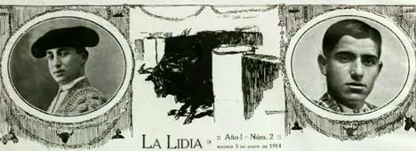 1914-05-05 (p. LL) Joselito y Belmonte Cabecera