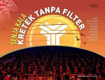 Kretek Tanpa Filter