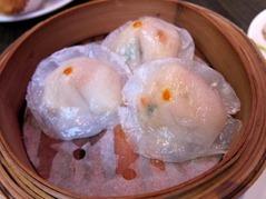Crystal Scallop & Prawn Dumpling
