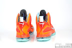 lebron9 allstar galaxy 42 web white Nike LeBron 9 All Star aka Galaxy Unreleased Sample