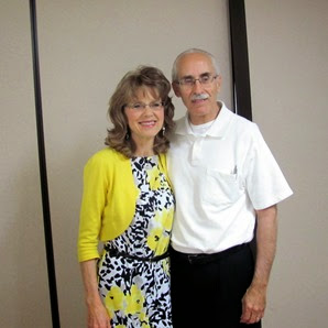 George and Kathy Abbas