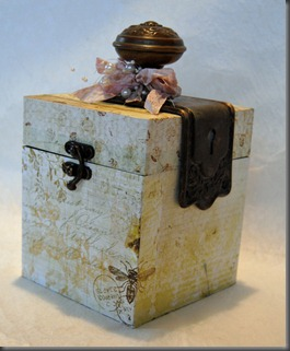 altered box
