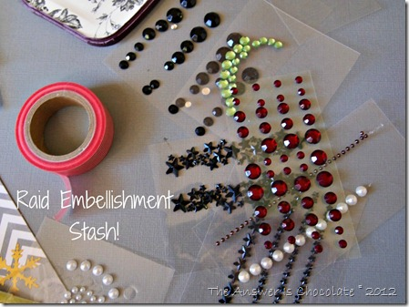 Tag Embellishments