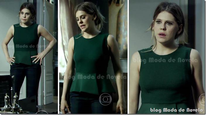 da novela Sangue Bom Figurino da novela Amor à Vida Vestidos de ...