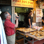 Brood op de Mahane Yehuda Market