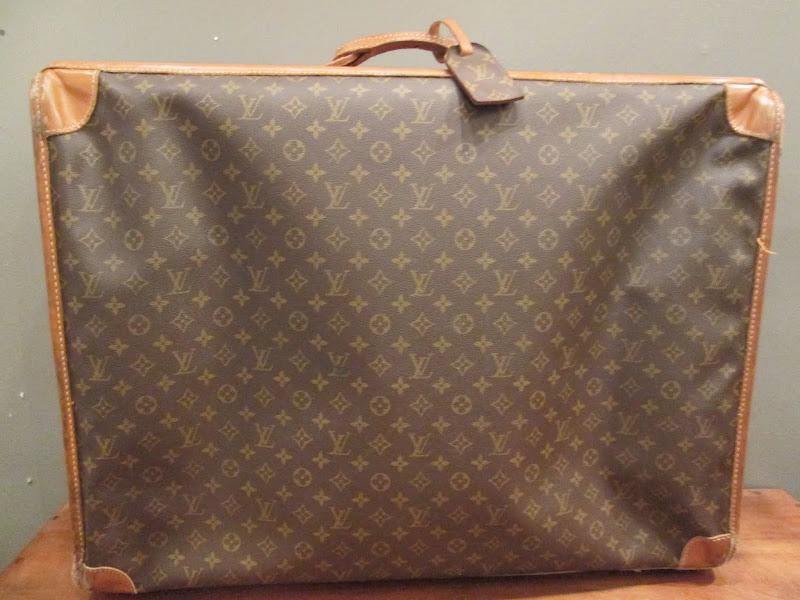 Louis Vuitton Large Suitcase