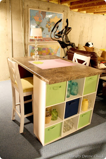 costco craft table 2
