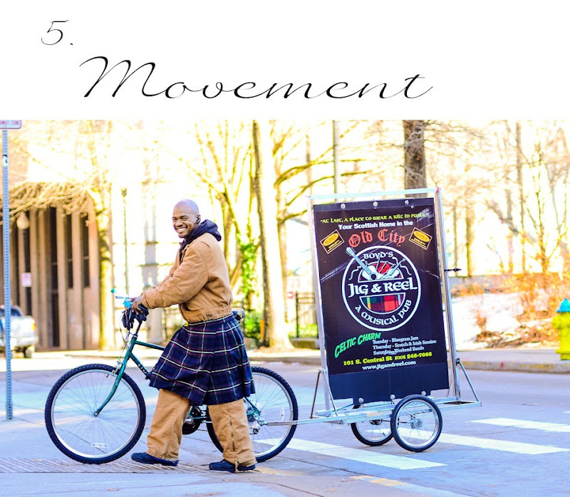 5 movement