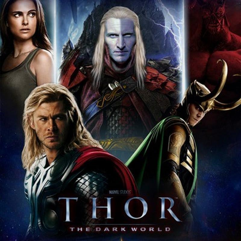Assista Agora O Primeiro Trailer de Thor 2 (O Mundo Sombrio 2013) [Video]