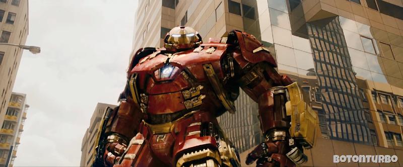 Mira el Trailer de Los Vengadores 2 ~ La era de Ultrón, subtitulado al español