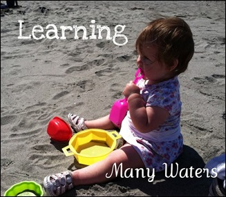 Many Waters Learning on the Beach