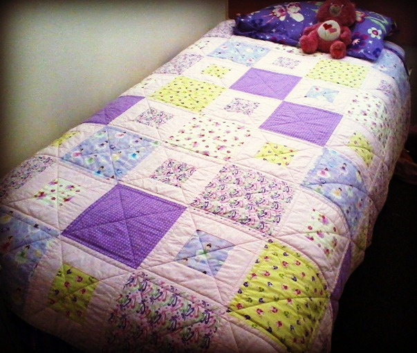 1   2 Quilt by Waverlee