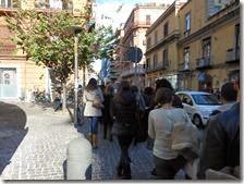 La fila al PAN per la mostra di Andy Warhol