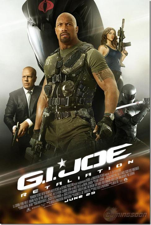 G.I. Joe 2  Retaliation จีไอโจ สงครามระห่ำแค้นคอบร้าทมิฬ [Zoom ซูม]