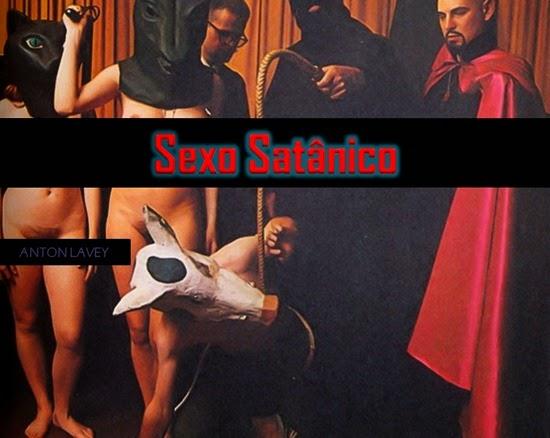 sexo satânico anton lavey - Priscila e Maxwell Palheta