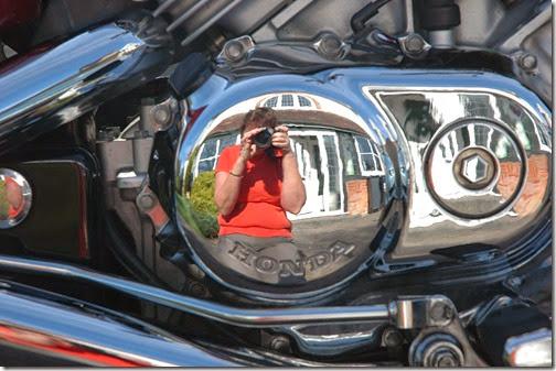 Honda mc 007