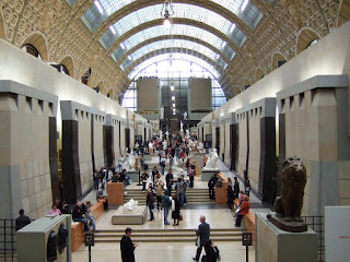 A Glimpse of Musee d'Orsay