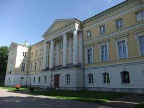 palacio de Mežotne