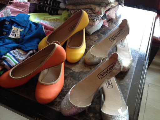 Yellowbird Shoes