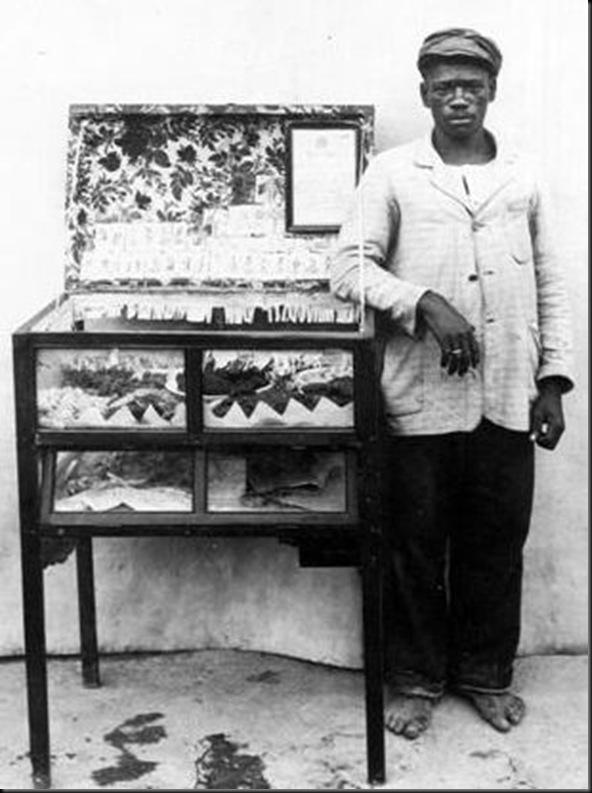Vendedor de doces - c. 1875