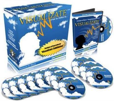 VISUALÍZATE, Vícto Espejo [ Curso ] – Crea tu Historia. Programa tu Mente para el Éxito y ten Resultados con la Ley de Atracción