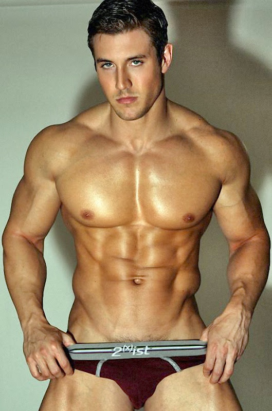 Muscled Dude