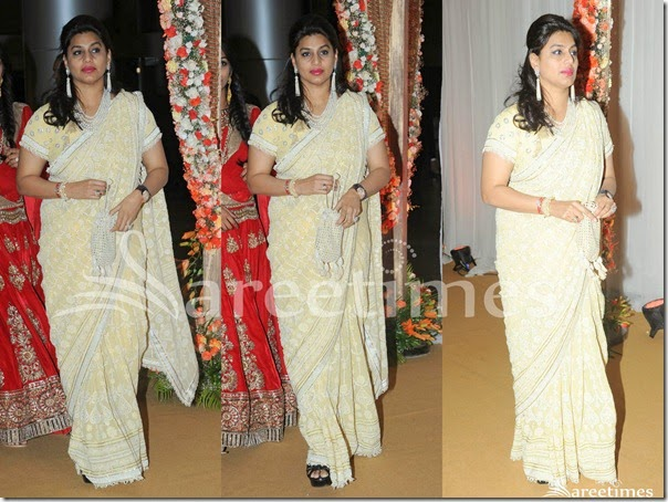 Pinky_Reddy_Yellow_Embellished_Saree
