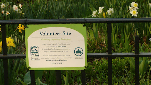 The Riverside Park Fund, a community-based volunteer organization, contributes up to $1 million each year to fund projects in the park.