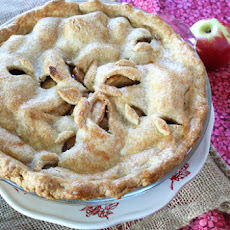 Let's Bake a Naturally Sweetened Apple Pie