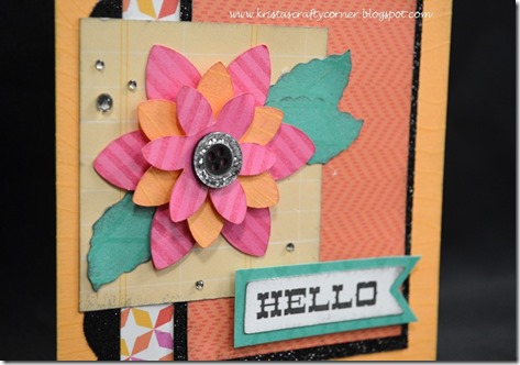 Dream pop Blog Hop_card_artiste flower close up DSC_1422