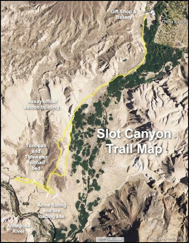 Slot Canyon Hike-2