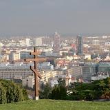 Bratislava - Vue du cimetière russe (2).JPG
