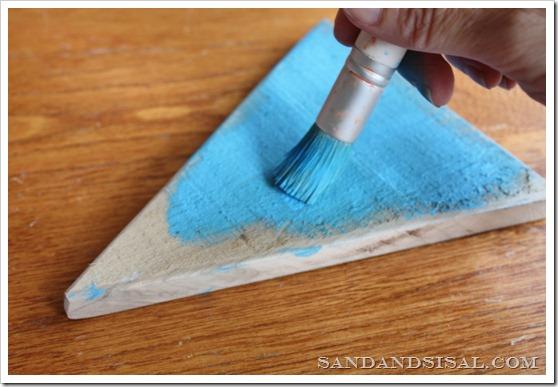 paint a pennant