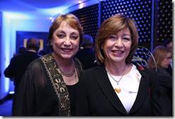 Carmen Rosa Prieto y Katingo de Santelises.