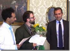Miguel, Roberto e De Magistris