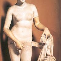 43.-Praxíteles. Afrodita Cnidia