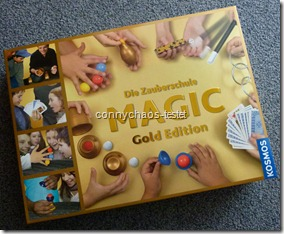 Kosmos Zauberschule Gold Edition