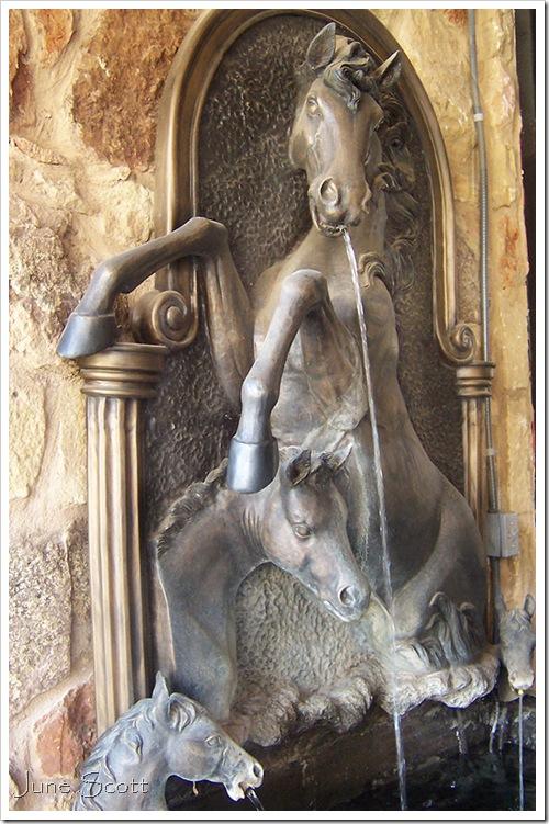 Horse_Fountain