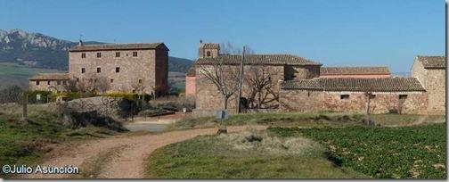 Caserio de Cábrega