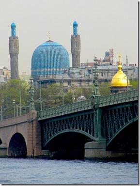 Masjid Agung St Petersburg
