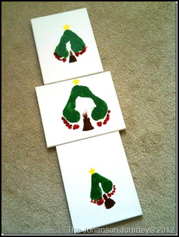 The Johanson Journey Christmas Tree Prints