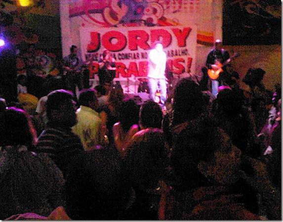 Aniversário Jordy