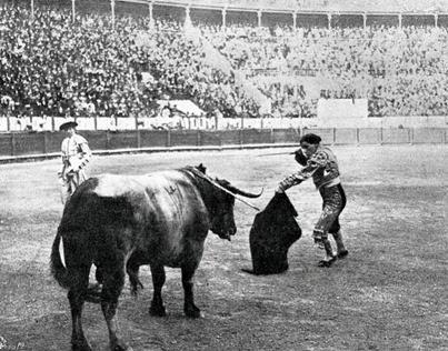 1914-04-15 (p.22 MG) Belmonte matando a su 1º que le cogio