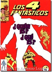 P00019 - Los 4 Fantsticos v1 #19