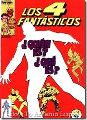 P00019 - Los 4 Fantásticos v1 #19