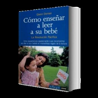 Libro -Como enseñar a Leer a tu bebe- de Glenn J