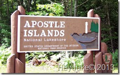 Apostle Islands and Ashbury WI 055