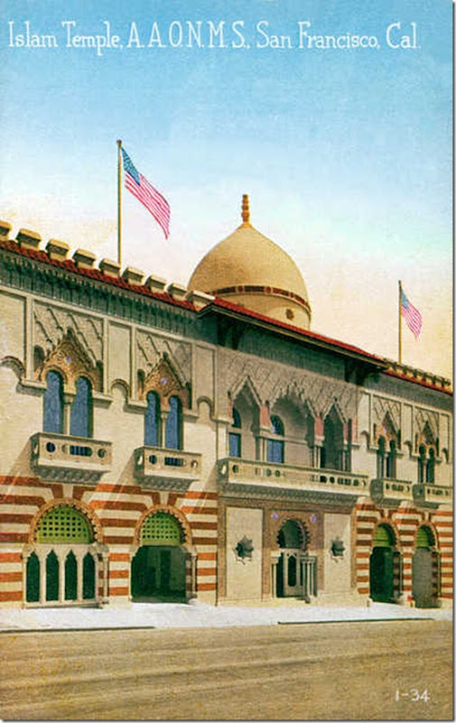 SF Temple 1917