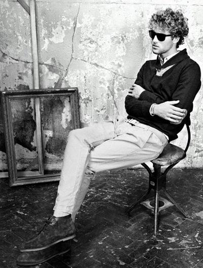 Max Motta for Pull & Bear F/W 2011-12 campaign